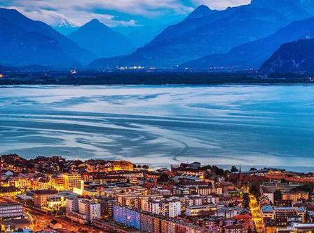 UEFA Congress is being held in Montreux, Switzerland