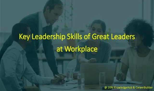 How do great leaders magically turn around the financial status and reputation of the company?    Let us analyze the essential leadership skills of great leaders and understand how leaders influence the growth of the organization.