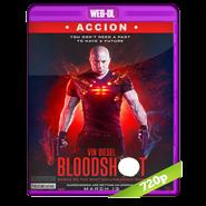 Bloodshot (2020) 720p WEB-DL Audio Dual
