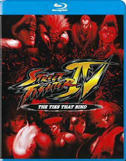 Street Fighter IV: Los Lazos que Viven [BD25] *Subtitulada