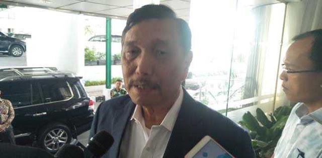 Luhut: Kami Gandeng KPK Untuk Tangani Eksportir Nikel Yang Nakal