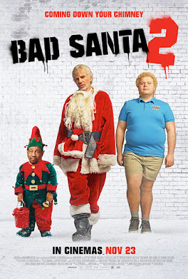 Bad Santa 2 2016 WEBRip 250mb