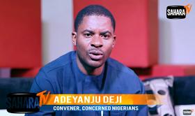 Goodluck Jonathan is broke -claims Ex-PDP Youth Leader, Deji Adeyanju
