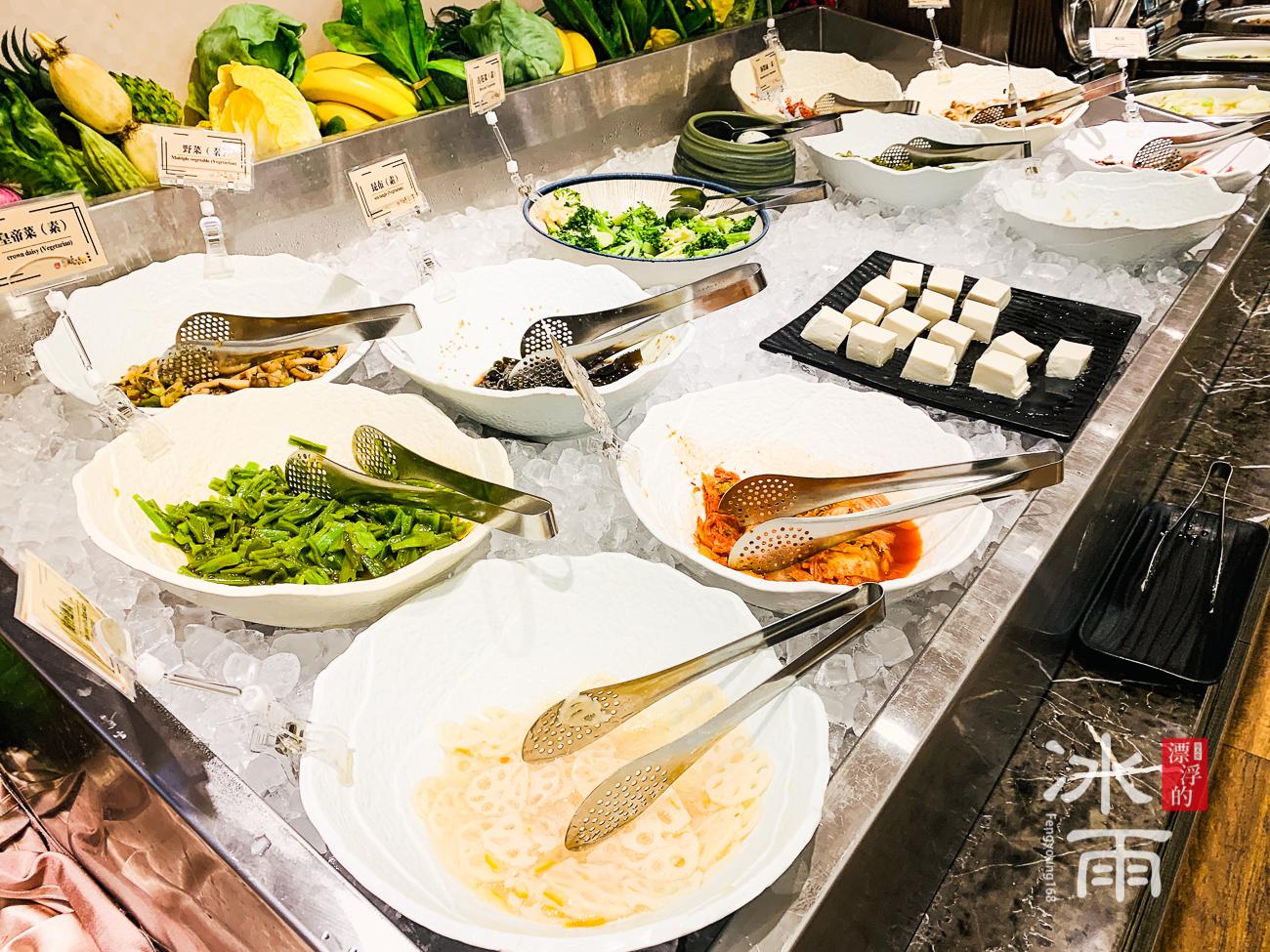 川湯春天溫泉飯店德陽館|早餐|沙拉
