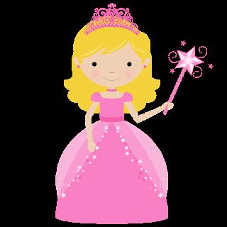 Princesa rubia
