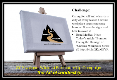 easel and canvas with WFLDP challenge