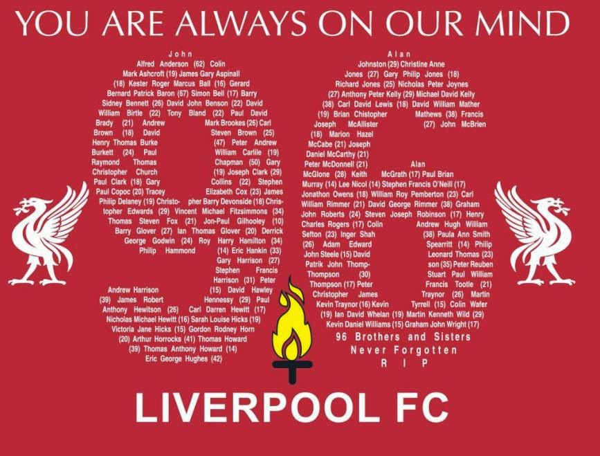 storia tragedia hillsborough liverpool sheffield