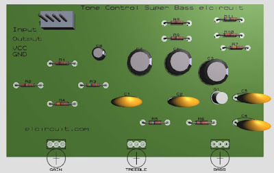 Super Bass Tone Control