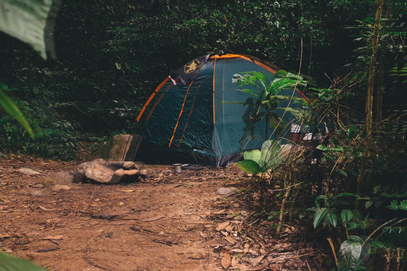 Diário de Acampamento: Santo Aleixo RJ