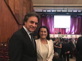 Em Salvador, Jusmari Oliveira é diplomada pelo TRE-BA