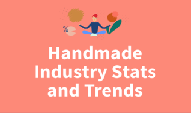 Handmade Industry Stats and Trends #infographic