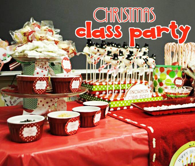 Christmas party ideas elementary students myideasbedroom com