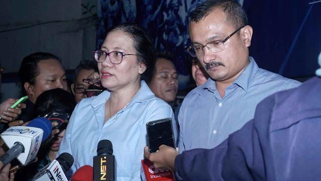 Imelda Sari Laporkan Peretasan Nomor WhatsApp-nya ke Bareskrim Polri