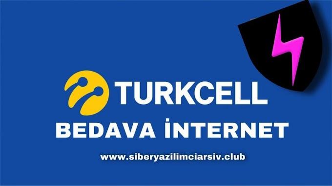 Turkcell Bedava İnternet - Altaufik VPN