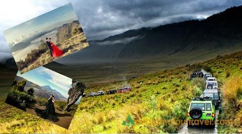 Mt Bromo Prewedding Package (2 Days)