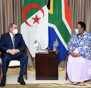حلفاء المغرب يطيحون بمرشح جنوب أفريقيا والجزائر لرئاسة أقوى مفوضية بالإتحاد الأفريقي