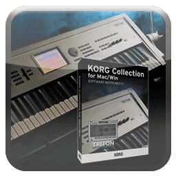 KORG Triton 1.3.3 for Windows