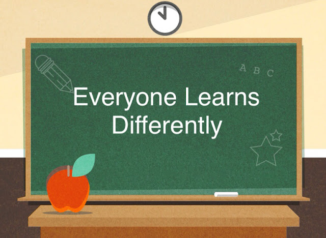 Everyone Learns Differently