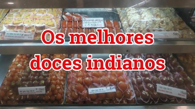 Bikaner Sweets, loja de doces típicos indianos