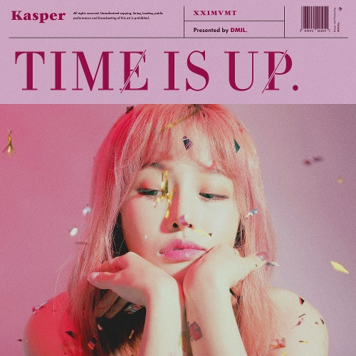 KASPER – TIME IS UP – EP