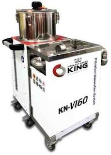 KN-V160  Oil Skimmers and Filtration Coolent Sparation System