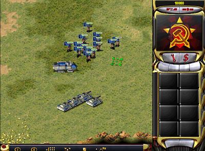 紅色警戒2之石油危機中文版+密技,玩家自製的好玩模組!