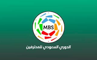جدول ترتيب الدوري السعودي بعد نتائج مباريات الجولة السادسة