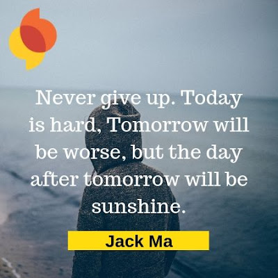 Jack Ma Motivational WhatsApp DP | Profile Picture