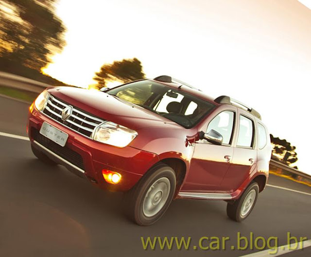 Renault Duster 2012 1.6