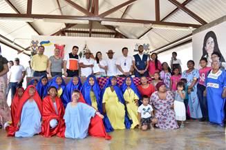 Tamaquito II, se convirtió en Resguardo Indígena de La Guajira