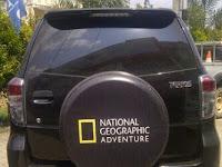 Jual Sarung Ban National Geographic Custom