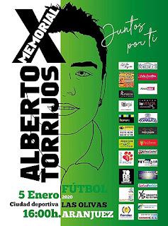 Memorial Alberto Torrijos Aranjuez