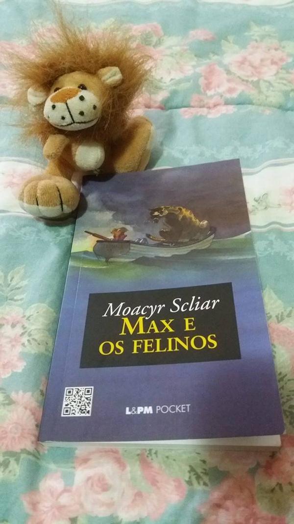 Resenha, livro, Max-e-os-felinos, Moacyr-Scliar, pocket