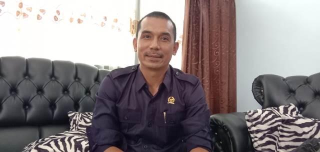 Ketua Fraksi PAN, M Natsir