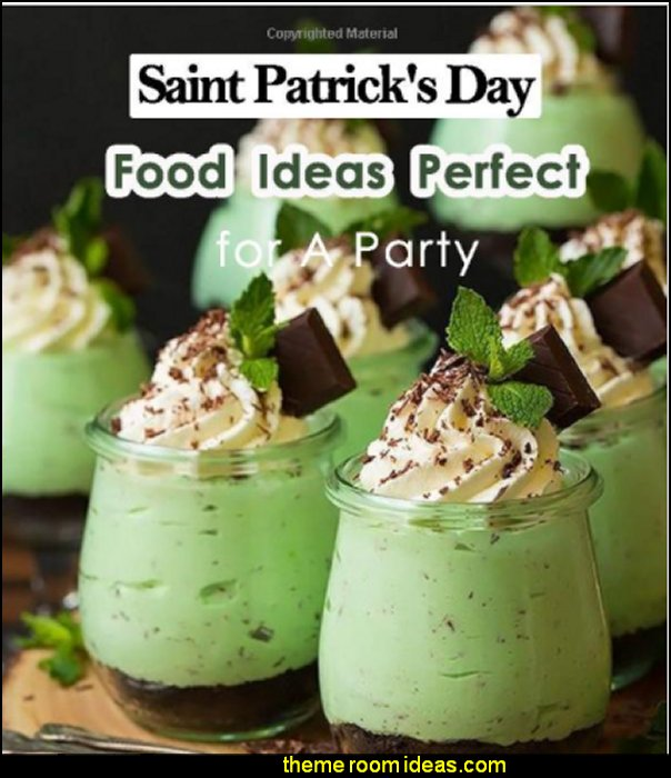 Saint Patrick's Day Food Ideas Recipe Ideas to Celebrate St. Patick's Day