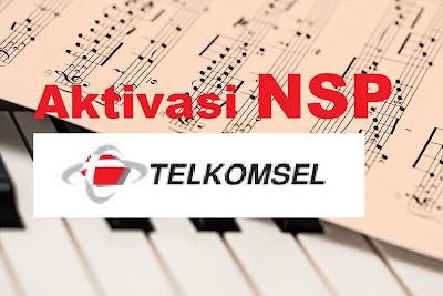 Cara Mengaktifkan Nada Sambung Pribadi Telkomsel NSP 1212