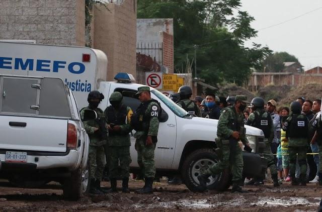Terror en Guanajuato, presunto error de sicarios ocasionó la peor masacre en Irapuato