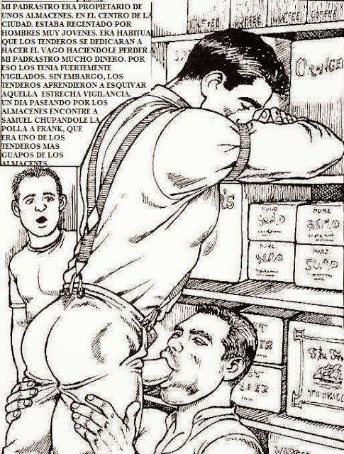 polvos salvajes comic porno anime
