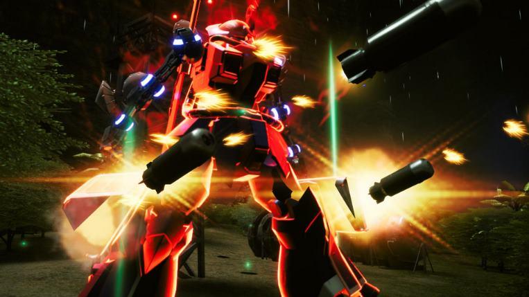 New Gundam Breaker PC Full Español