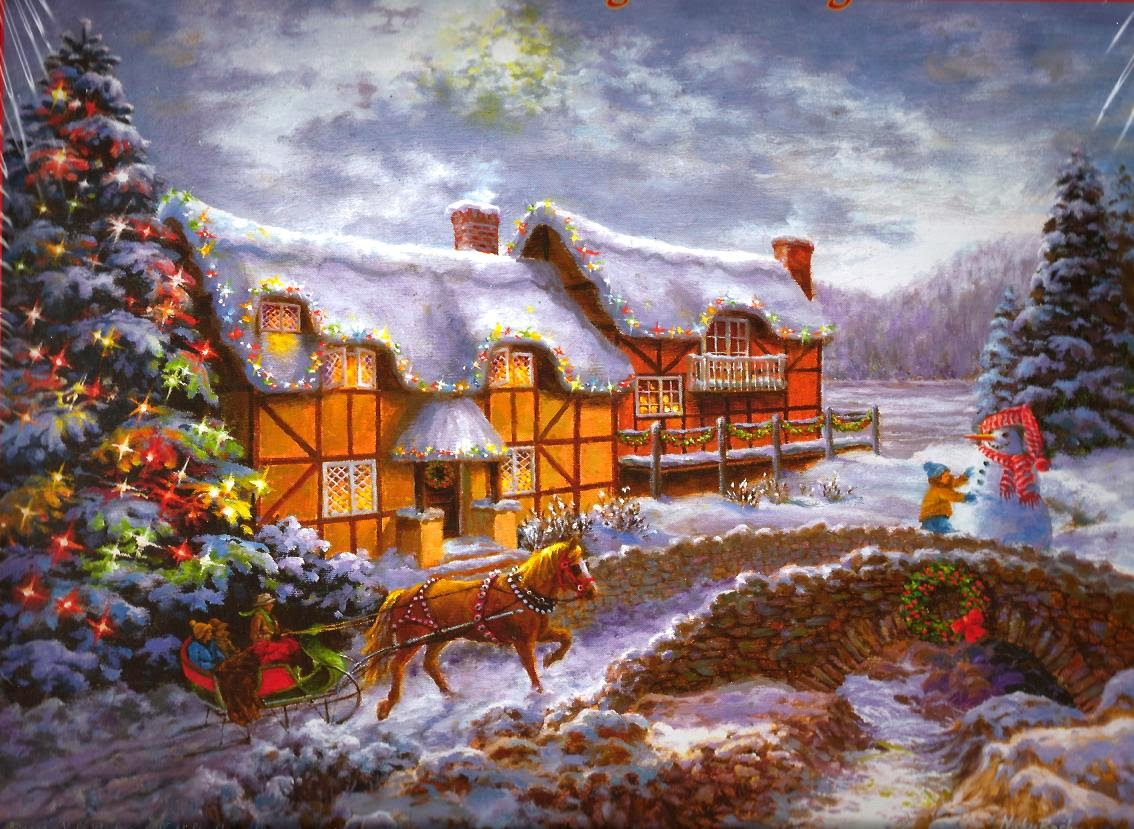 Alone Crying Girl Hd Wallpaper Classic Vintage Style Christmas Celebration Paintings For