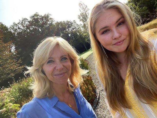 On 7 December 2021 Crown Princess Catharina-Amalia will be celebrated eighteenth birthday. Claudia de Breij's the book Amalia