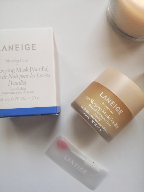 Lip Sleeping Mask de Laneige 03