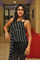 Akshida in Black Tank Top at Kalamandir Foundation 7th anniversary Celebrations ~  Actress Galleries 026.JPG