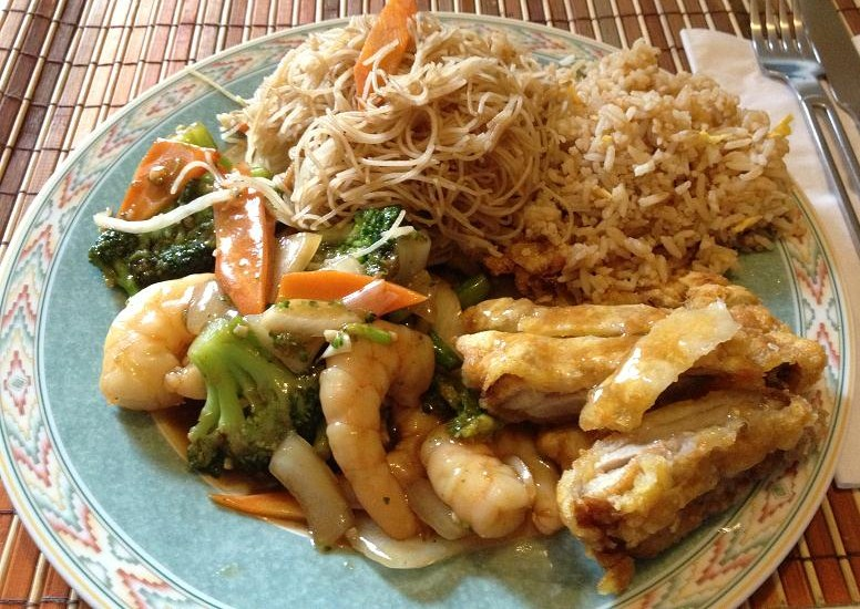 Foodstuff Finds Chinese Takeaway Via At Justeatuk By At Cinabar