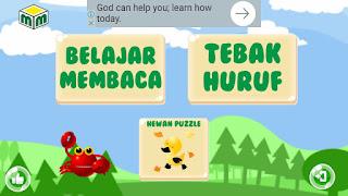 Aplikasi Android Belajar Membaca Untuk Anak Usia Dini 4