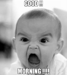 Adorable Funny Pic Of Good Morning