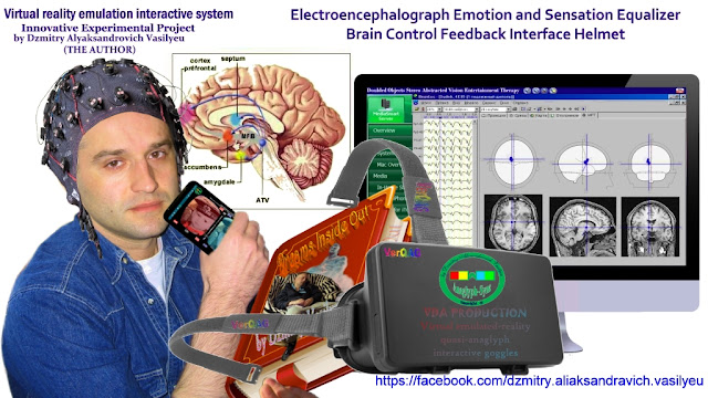 Electroencephalograph-TMS Emotion and Sensation Equalizer Brain Control Feedback Interface