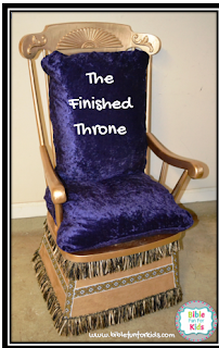 http://www.biblefunforkids.com/2016/05/lifting-up-king-vbs-throne.html