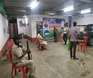 बिहार में देर रात बड़ी वारदात; पूर्णिया के RLSP कार्यालय पर गोलीबारी, प्रत्याशी ने छिप कर बचाई जान