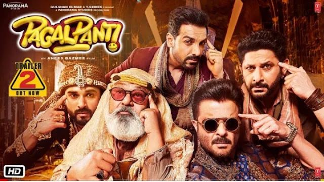 Pagalpanti Full Movie Box Office Collection Opening Day | Pagalpanti Movie Verdict Hits or Flop